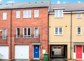 Thumbnail 4 bed town house for sale in Kennedy Street, Hampton Vale, Peterborough