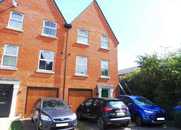 Thumbnail 3 bedroom town house to rent in Hawes Street, Ipswich