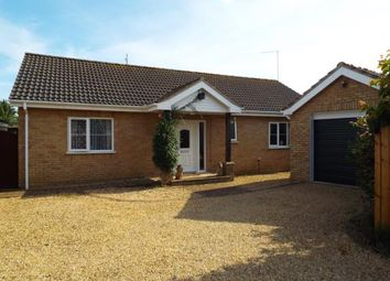 Thumbnail 3 bed bungalow for sale in Swaffham, Norfolk