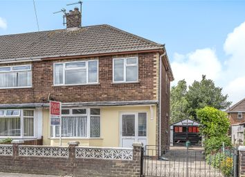 Thumbnail 3 bed end terrace house for sale in Longfield Road, Grimsby