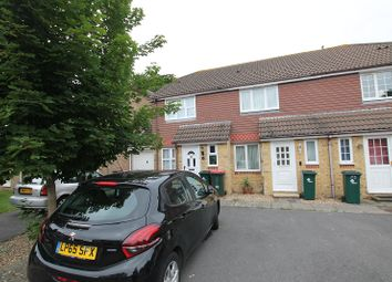 Thumbnail 2 bed end terrace house for sale in Vancouver Drive, Crawley, West Sussex.