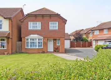 Thumbnail 4 bedroom detached house for sale in Edyngham Close, Kemsley, Sittingbourne