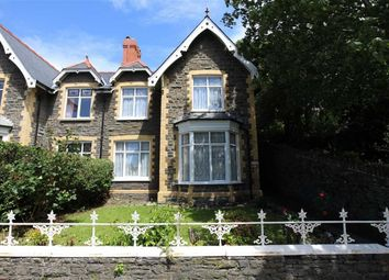Thumbnail 3 bed semi-detached house for sale in North Road, Aberystwyth