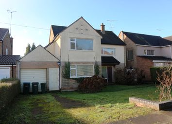 Thumbnail 3 bed detached house for sale in 21 Cannon Close, Earlsdon, Coventry