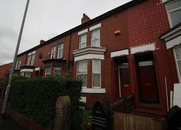 Thumbnail 4 bed terraced house to rent in Laindon Road, Manchester