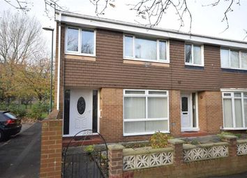 Thumbnail End terrace house for sale in Agricola Court, South Shields