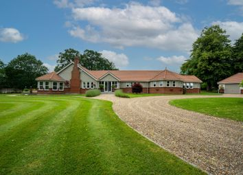 Thumbnail 5 bed detached bungalow for sale in Manor Drive, Wetheringsett, Stowmarket, Suffolk