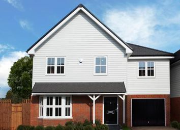 Thumbnail 4 bed detached house for sale in St. Johns Mews, St. Johns Way, Corringham, Stanford-Le-Hope