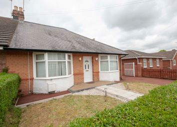 Thumbnail 3 bed bungalow for sale in King George Road, Newcastle Upon Tyne