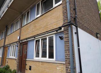 Thumbnail 2 bed maisonette to rent in Thornham Street, London