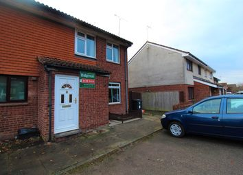 Thumbnail 1 bed maisonette for sale in Chandos Close, Grange Park, Swindon