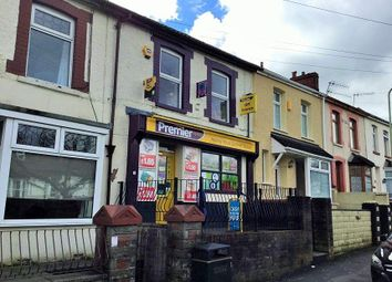 Thumbnail Retail premises for sale in Aubrey Road, Tonypandy