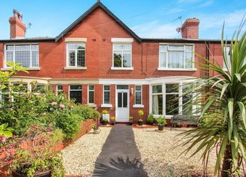Thumbnail 3 bed terraced house for sale in Grange Road, Lytham St. Annes, Lancashire