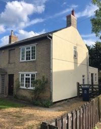 Thumbnail 2 bed semi-detached house to rent in Ramsey Road, Warboys, Huntingdon