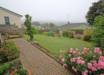 Thumbnail 4 bed detached bungalow for sale in Furzehatt Rise, Plymstock, Plymouht, Devon
