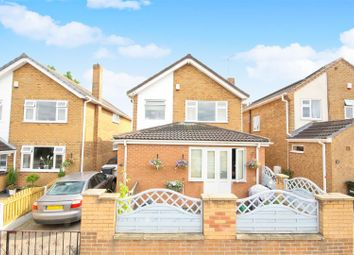 Thumbnail 4 bedroom detached house for sale in Orchard Drive, Calverton, Nottingham