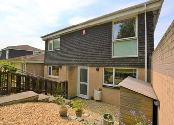 Thumbnail 2 bed end terrace house for sale in Downfield Drive, Plymouth, Devon