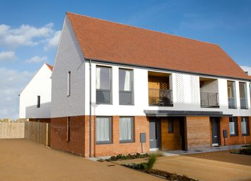 "Thumbnail 2 bedroom semi-detached house for sale in ""Bluebell"" at Meadlands, York"