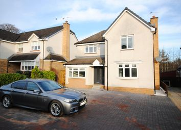 Thumbnail 4 bed detached house for sale in Viscount Gate, Bothwell