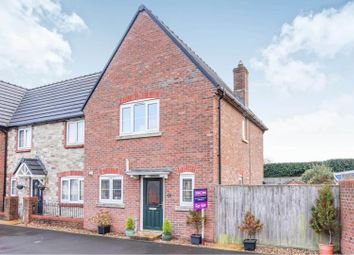 Thumbnail 2 bed end terrace house for sale in Blackwell Walk, Dorchester