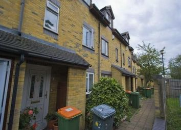 Thumbnail 4 bedroom town house to rent in Larch Close, London