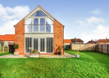 Thumbnail 2 bed detached house for sale in Newton Paddocks, Eakring