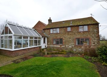 Thumbnail 2 bed cottage for sale in Common Close, West Winch, King's Lynn