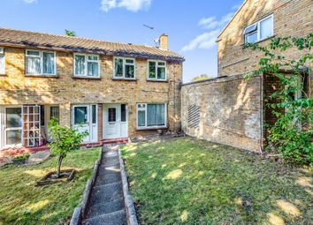 Thumbnail 3 bedroom end terrace house for sale in Bishops Rise, Hatfield