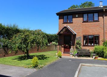 Thumbnail 3 bed semi-detached house for sale in Mill Close, Inskip, Lancashire