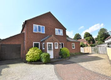 Thumbnail 4 bed detached house for sale in Fearns Close, Cromer