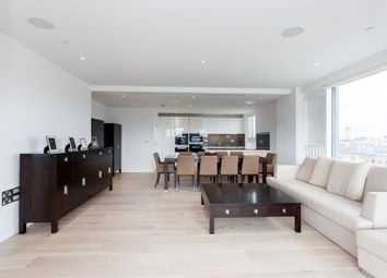 Thumbnail 3 bed flat to rent in Central Avenue, Fulham Riverside