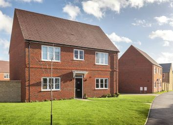 "Thumbnail 4 bed detached house for sale in ""The Lenham"" at Calais Dene, Bampton"