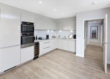 Thumbnail 3 bed flat to rent in Telegraph Avenue, London