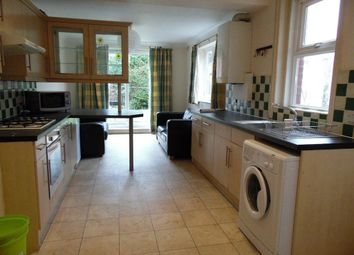 Thumbnail 5 bedroom property to rent in Wimborne Road, Winton, Bournemouth