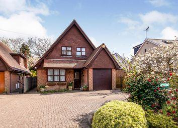 Thumbnail 4 bed detached house for sale in Lower Green Road, Pembury, Tunbridge Wells, Kent