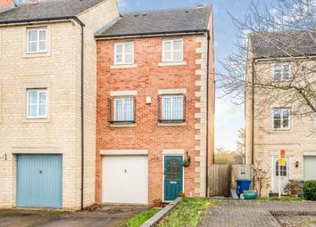 Thumbnail 3 bed end terrace house for sale in Lucerne Avenue, Bicester, Oxfordshire, N/A