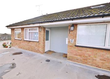 Thumbnail 2 bed flat for sale in Church Lane, Doddinghurst, Brentwood, Essex