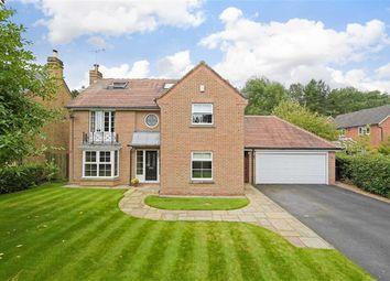 Thumbnail 5 bed detached house for sale in Appleby Avenue, Knaresborough, North Yorkshire