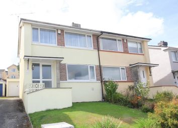3 bed semi-detached house for sale in Dudley Road, Underwood, Plympton PL7
