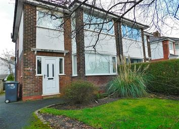 Thumbnail 3 bed property for sale in New Lane, Preston