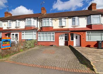 Thumbnail 3 bed terraced house for sale in Rugby Avenue, Edmonton