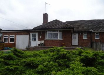 Thumbnail 3 bedroom semi-detached bungalow for sale in Abbey Lane, Southam, Warwickshire