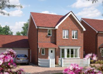 "Thumbnail 3 bed detached house for sale in ""The Epsom"" at Church Road, Bishopstoke, Eastleigh"