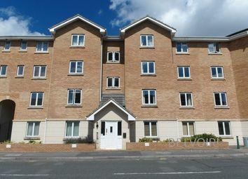 Thumbnail 2 bed flat to rent in Banyard Close, Cheltenham