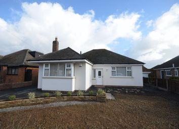 Thumbnail 3 bed detached bungalow for sale in 27 Lowcross Road, Poulton-Le-Fylde, Lancs