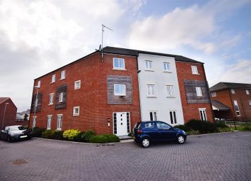 Thumbnail 2 bed flat for sale in Boscombe Down Kingsway, Quedgeley, Gloucester