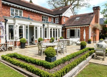 Thumbnail 5 bed property to rent in Nuns Walk, Wentworth, Virginia Water