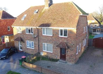 Thumbnail 3 bed semi-detached house for sale in Clive Way, Crawley