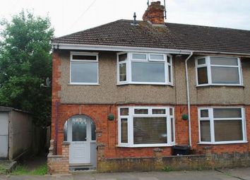 Thumbnail 3 bedroom terraced house for sale in Currie Road, Kingsthorpe Hollow, Northampton