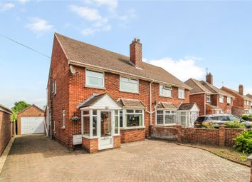Thumbnail 3 bed semi-detached house for sale in Upham Road, Old Walcot, Swindon, Wiltshire